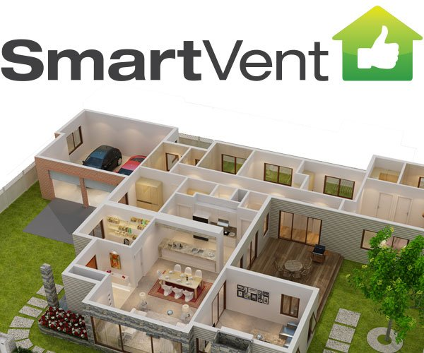 Smartvent home ventilation by Smart Sparx Electrical
